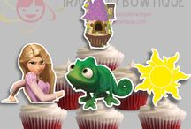 Rapunzel Birthday