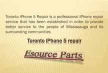 iPhone 5 LCD replacement| iPhone 5 LCD repair Mississauga