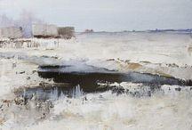 Alexander Zavarin 1954 - / Kunstmaler fra Hviterussland.