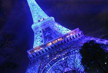 City nights lights