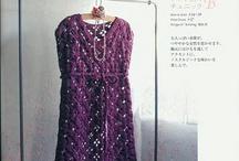 crochet vêtements / by Lucy Tobar