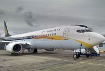 New Boeing 737-800W / by Jet Airways India