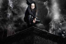 Black macig n vampyres