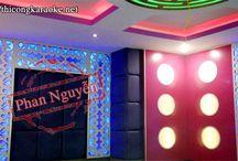 Thi công phòng karaoke Zen Club Long Thành