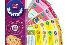 Juegos y juguetes educativos / Educational games / Juegos y juguetes destinados a la diversión y al desarrollo de habilidades en los niños