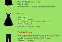 Fashion cloth measure