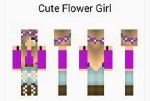 Minecraft Skins (For Girls)