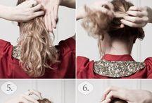 DIY: Hairstyles