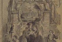 """Historia De La Moda / """"The Englishwoman's Domestic Magazine"""" Fue la primera revista al rededor de 1850 en vender patrones/Moldes para vestidos por correo.  Esta idea nació después de que Isaac Singer en 1846 inventara la maquina de coser y muchas personas adquirieron una en sus hogares."""