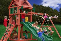 Playsets / by Lacey Moore