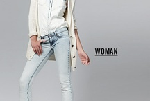 SS13 - Denim Fitting Guide / Woman