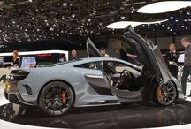 McLaren Sports Cars / McLaren Sports Cars, Formula 1, exotics and concept cars