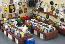 Lego ComicBook Store