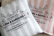 Wedding Gifts / Lots to choose from and most wedding gifts can be personalised, including wedding cushions, wedding plaques and more! http://designmemygift.com/products-page/wedding-gift-personalised
