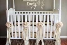 Baby Room Ideas  / by Julie Hollingsworth
