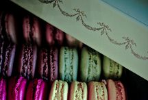 Macarons / by Céline Pieuchon