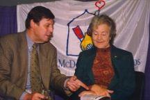 Geschiedenis / Hoe is RMHC en het Ronald McDonald Kinderfonds ontstaan?