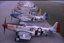 More Warbirds / WWII warbirds that aren't B-17s, B-24s, B-25s, or A-20s