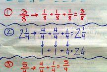5th grade math / by Michelle Pietzyk