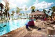 ZURI Hotel&Resort Zanzibar  | Jestico+Whiles for RSJ Private Equity / ZURI Hotel&Resort | Jestico+Whiles for RSJ Private Equity