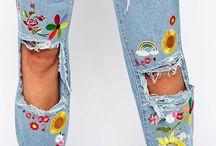 Gode ide for jeans