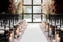 Indoor Wedding Ideas / by Chene Rouge