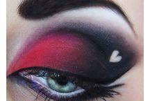Makeup idea for comps