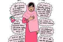Who Run The World / Women who inspire us
