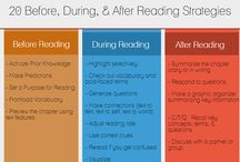 Reading Strategies / by Mandy Christopher