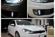 Volkswagen LED Lights / by iJDMTOY.com Car LED