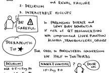 Palliativ pleie, sykepleieroppgaver