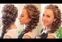 Hair style / Bu saçlar yapılır.