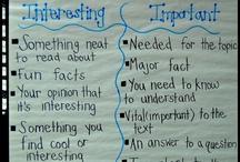 Upper Grade Literacy / Reading/Writing in the Upper Grades