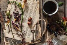 rain, books & coffee