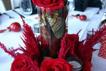 Centerpieces/Flower Arranging / Please be respectful and don't over pin my board.