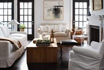 Living Room/Family Room / by Bethany Burrus