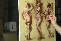 művészet videók
