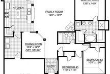 Floor plans to consider / by Myra Mendez