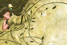 artistas me alucinam / by Andreia Spanholi