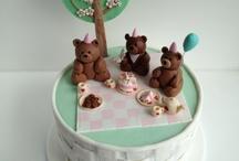My cakes!!