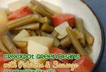 Crock pot recipes / by Terri Cannon