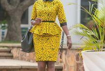 roupas africana