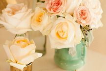 Blush + Mint Bridal Shower / Celebrate the bride-to-be with a gorgeous mint and blush bridal shower! / by Beau-coup