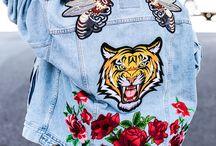 Jaquetas customizadas