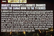The Walking Dead / Best show on tv
