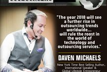 Outsourcing News / The year 2018 will see a further  rise in outsourcing trends worldwide.... will rule the roost in the world of technology and outsourcing services...www.123Employee.com
