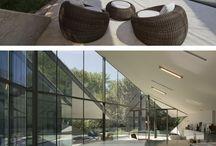 architectuur en groen