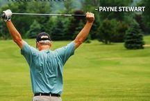 Golf inspiration