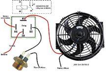 eléctricidad coche