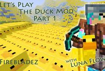 Modded Minecraft / One of the great things about Minecraft is that there are hundreds of ways to expand and enhance how you play. Mods (modifications) are lots of fun so I spend quite a lot of time checking them out.